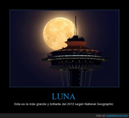 2013,brillante,grande,luna,national geographic,seattle