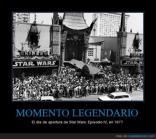 apertura,cine,kodak,momento,star wars,vintage