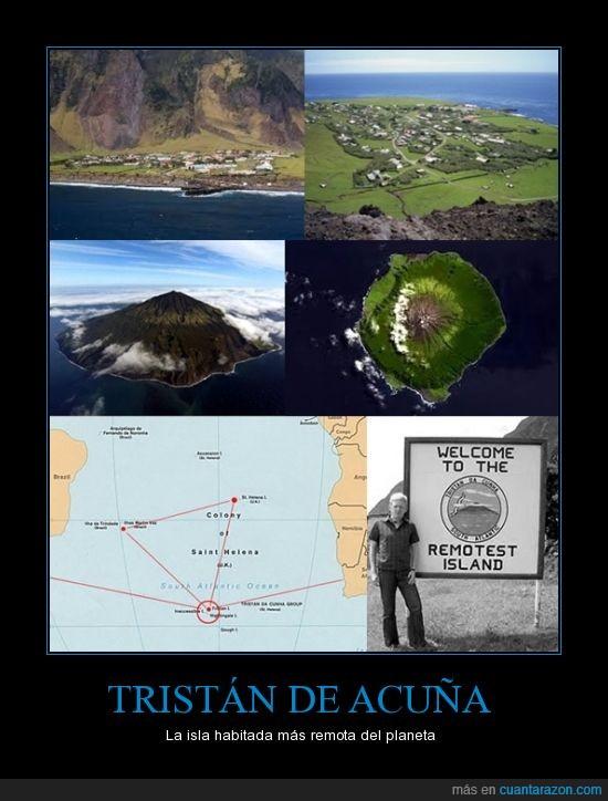 hermoso,isla,Océano Atlántico,se necesita viajar 7 días en barco,todos son primos,tranquilidad