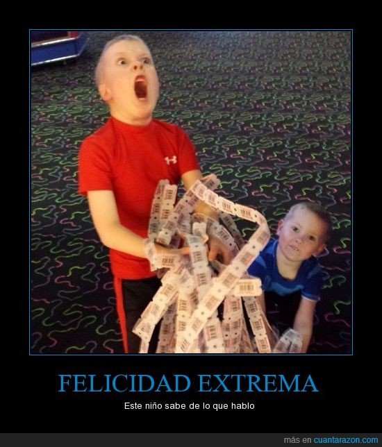 extremo,felicidad,niño,recreativa,regalo,tiquets