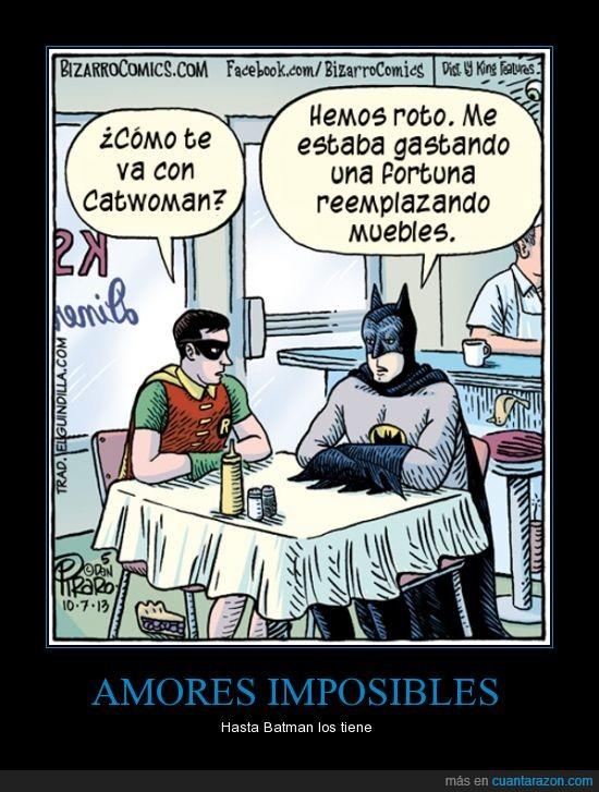 amor,batman,catwoman,gato,robin