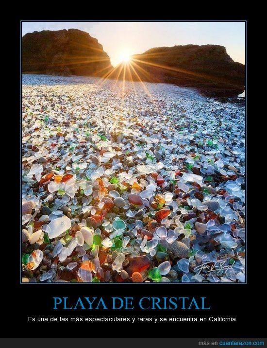 belleza,california,cristales,eeuu,hermosas,piedras,playa,rara