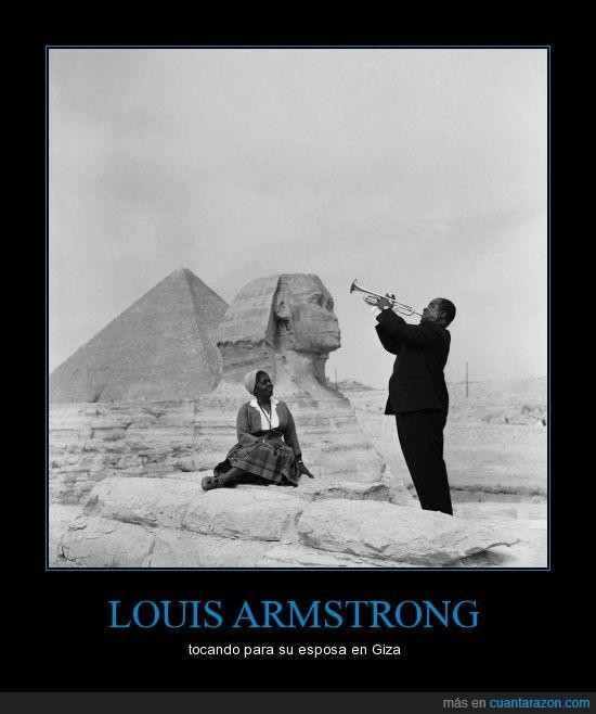 amor,egipto,jazz,louis armstrong