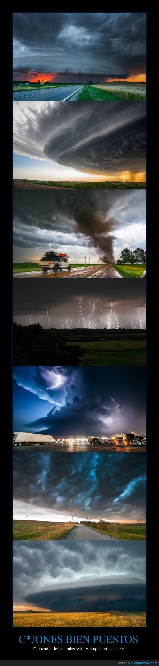 cazador de tormentas,cojones,rayos,Tormentas,tornado
