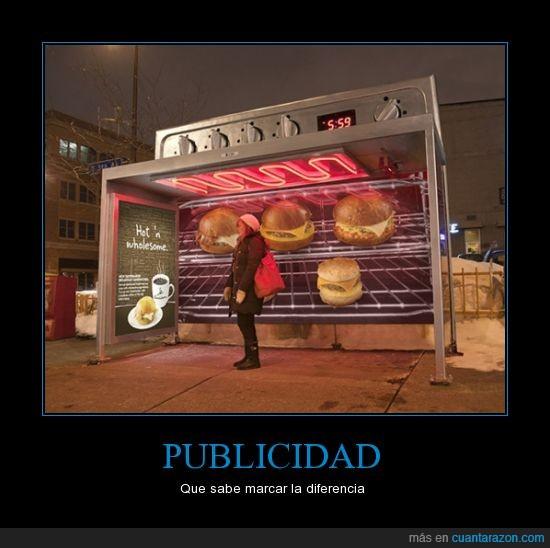 autobus,en dia de frios vendria bien,hamburguesas,horno,parada,pero a mi me daría hambre