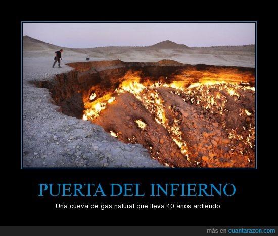 cueva,darvaza,derweze,gas,gate,hell,infierno,natural,puerta,que alguien lance justin bieber ahi dentro