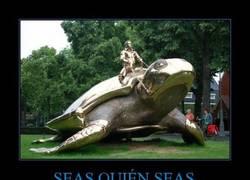 Enlace a SEAS QUIÉN SEAS