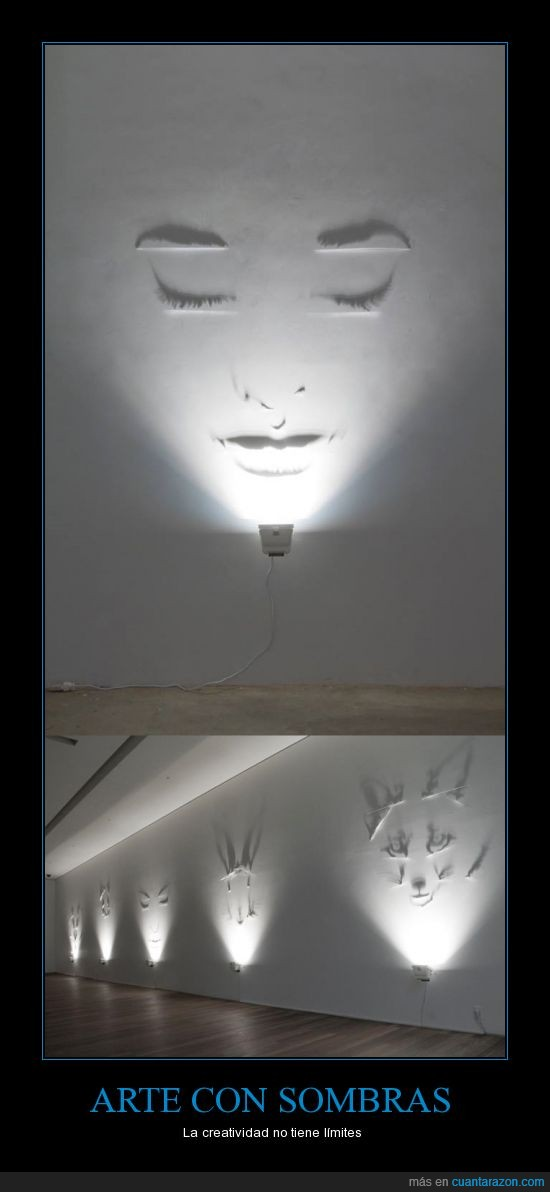 arte,increible,muestra,sombras