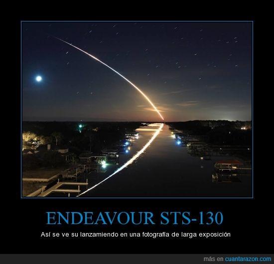 endeavour,espacial,estela,fotografia,transbordador