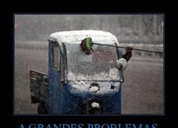 Enlace a A GRANDES PROBLEMAS