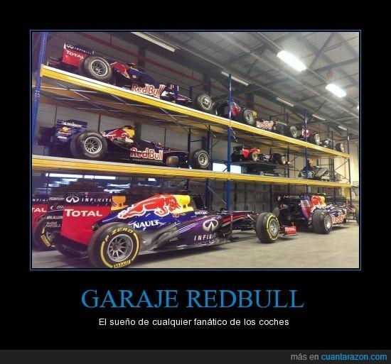 coches. 2014,Daniel,en realidad,envidia.,es mi garage,F1,Red Bull,Ricciardo,Sebastian,Vettel