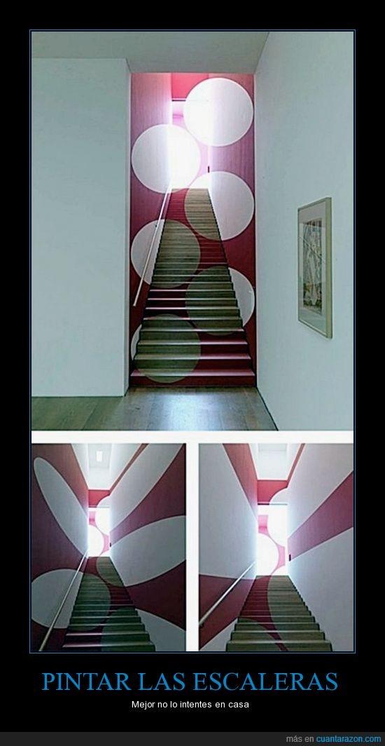 casa,efecto,optico,pintar,topo,truco