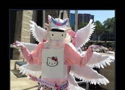 Enlace a No soportaba a Hello Kitty, pero esto ya es demasiado