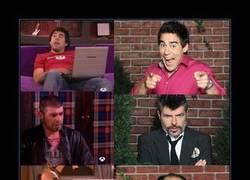 Enlace a Jordi Sánchez, Pablo Chiapella y Nacho Guerreros saben lo que es pasar de secundario a estrella