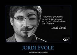 Enlace a Jordi Évole y la verdad