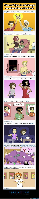 acosar,diferentes,facebook,loco,pareja,relacion,tipos