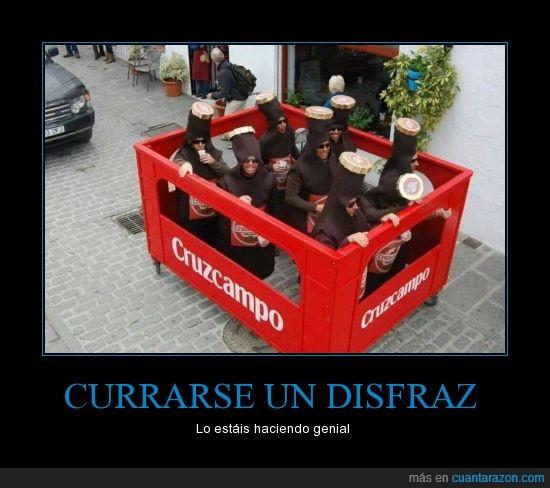 Cádiz,carnaval,cerveza,cruzcampo,disfraz,no es publicidad
