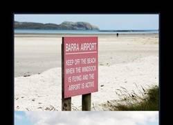 Enlace a BARRA AIRPORT