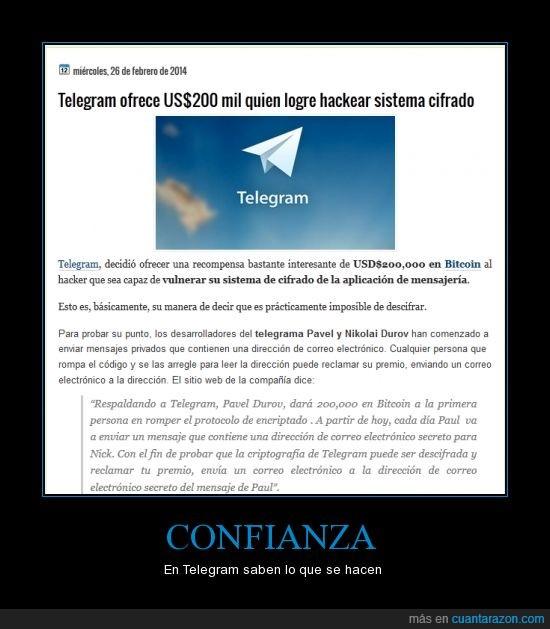 bitcoin,correo,descifrar,dinero,hackers,noticia,recompensa,telegram,whatsapp esta perdido