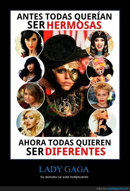 comercial,diferente,hermosas,katy perry,lady gaga,miley cyrus y las otras,musica