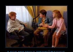 Enlace a El primer encuentro entre Rupert, Daniel y Emma