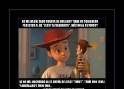 Enlace a ¿Boo (Monstruos S. A) es la dueña de Jessy (Toy Story)?