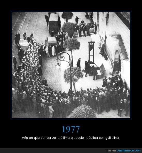 ejecucion,francia,guillotina,Hamida Djandoubi