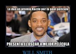 Enlace a Will Smith en los Oscar 2014