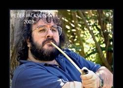 Enlace a Peter Jackson antes y después