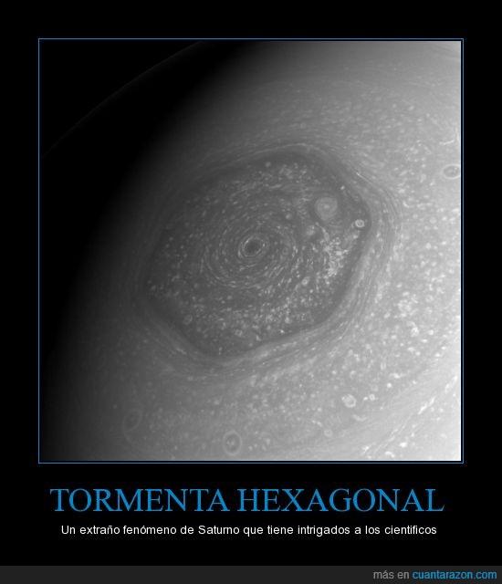 Aliens,está en el polo norte de saturno,hexagonal,ojo de sauron,tormenta,tormenta hexagonal,¿Que Habra dentro?