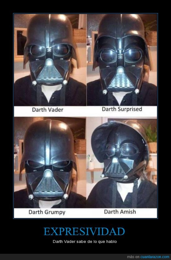 amish,casco,darth vader,star wars