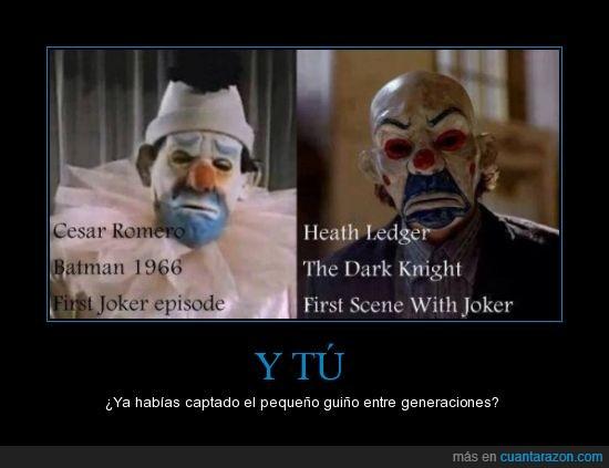 batman,generaciones,genial,Joker,mascara,payaso