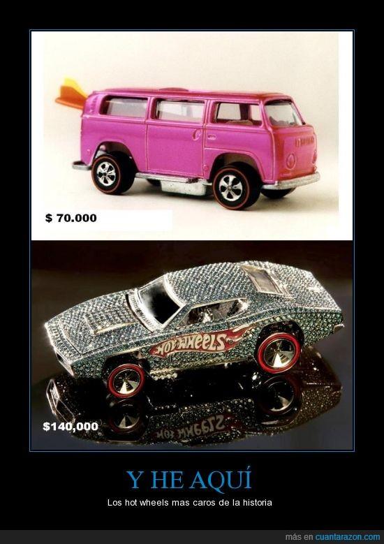 colección,fortuna,hot wheels,millonarios