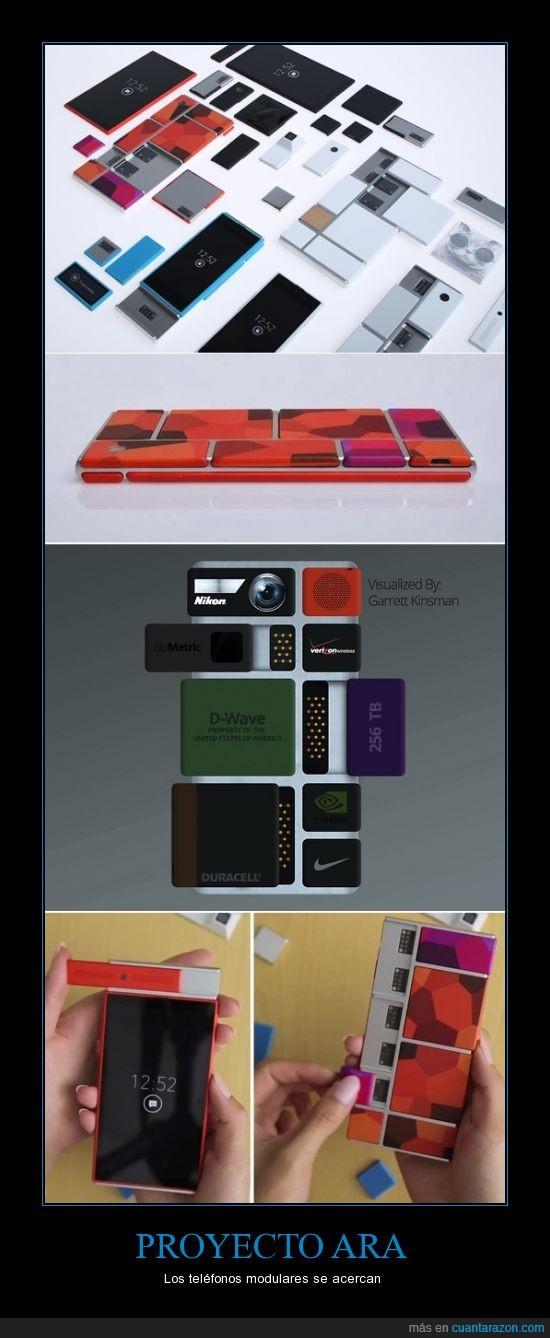futuro,google,modular,telefono