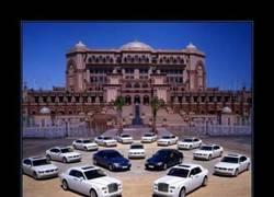 Enlace a La mansión del sultan de Brunei