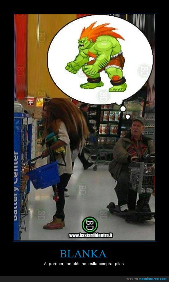 blanka,comprar,pelo,Shopping,Street Fighter