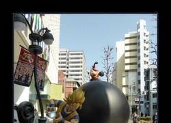 Enlace a Dragon Ball impresiona más así