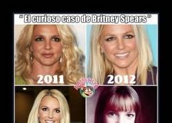 Enlace a Britney Spears cada día está más joven