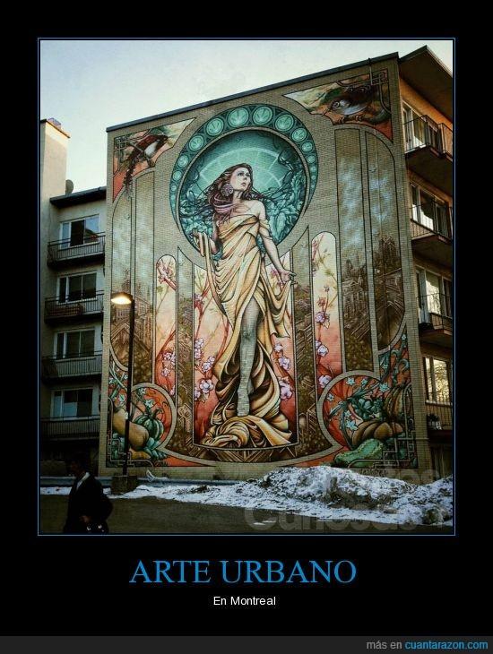 Arte urbano,Canadá,Graffiti,Montreal