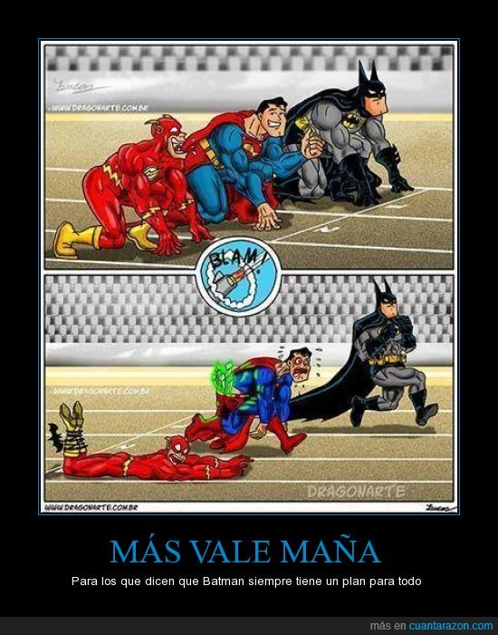 atar,batman,flash,fuerza,ingenio,kriptonita,superman