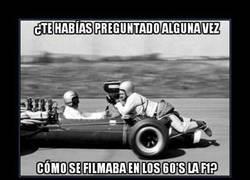 Enlace a F1 en los 60's