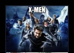 Enlace a ¿X-men o Ex-men?