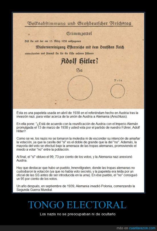 anschluss,austria,hitler,invasion,nazis,papeleta,sgm