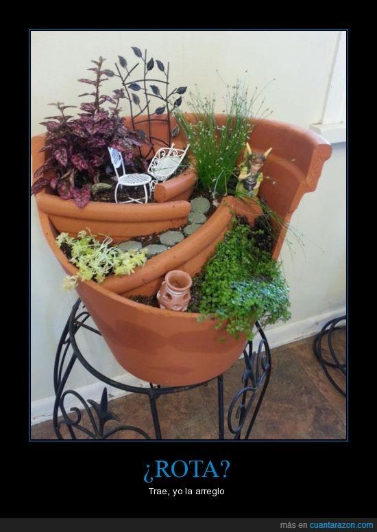 arcilla,barro,creatividad,maceta,planta