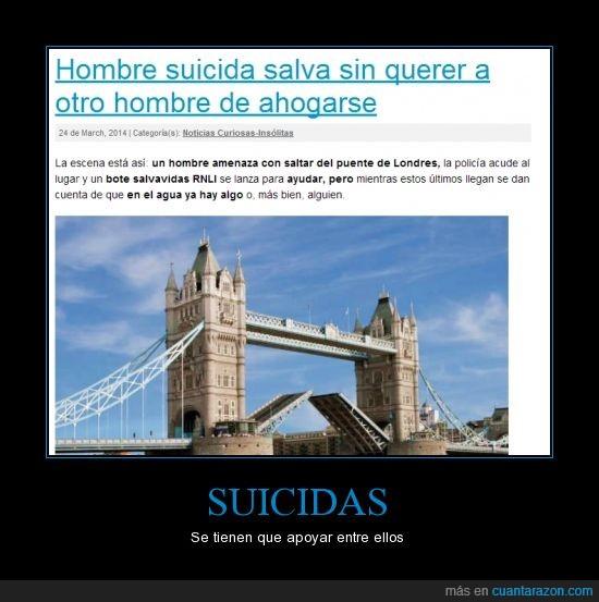 ahogarse,apoyo,er tamesi,londres,puente,rio,salvar,suicida,tamesis