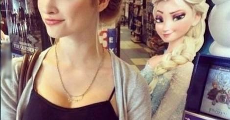 Cuanta Razon La Preciosa Doble De Elsa
