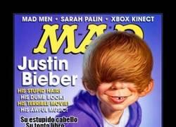 Enlace a A los chicos de MAD se nota que les gusta Justin Bieber