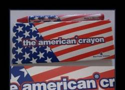 Enlace a American Crayon made in Mexico