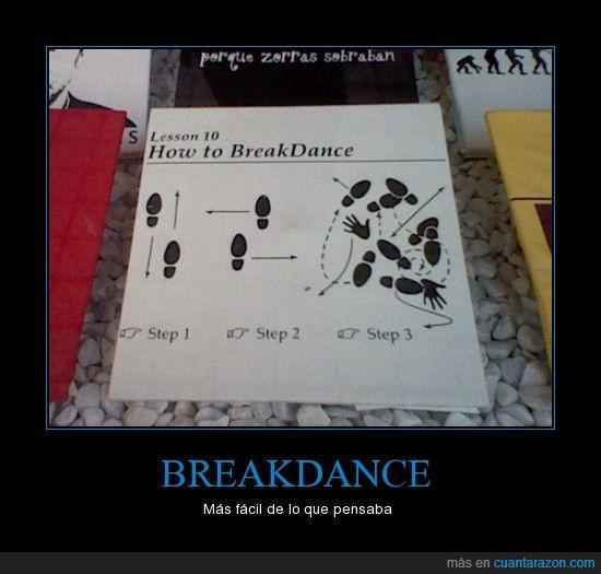 Aprender a bailar,Bailar,break,break dance,dance,Hot to BreakDance,mover,pies,suelo