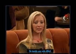 Enlace a La muerte de la madre de Phoebe en Friends
